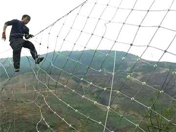 边坡柔性被动防护网