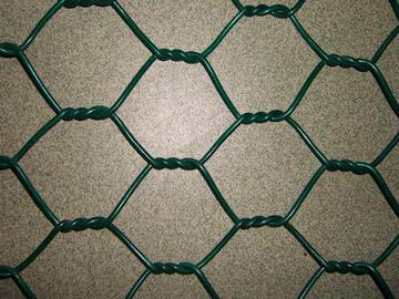 双绞六边形网