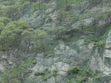 山体绿化防护网