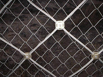 柔性钢丝绳网