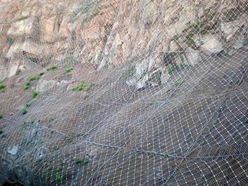 山体被动拦石网