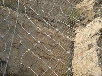 主动钢丝绳网