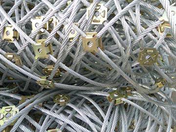 柔性主动防护网(4)